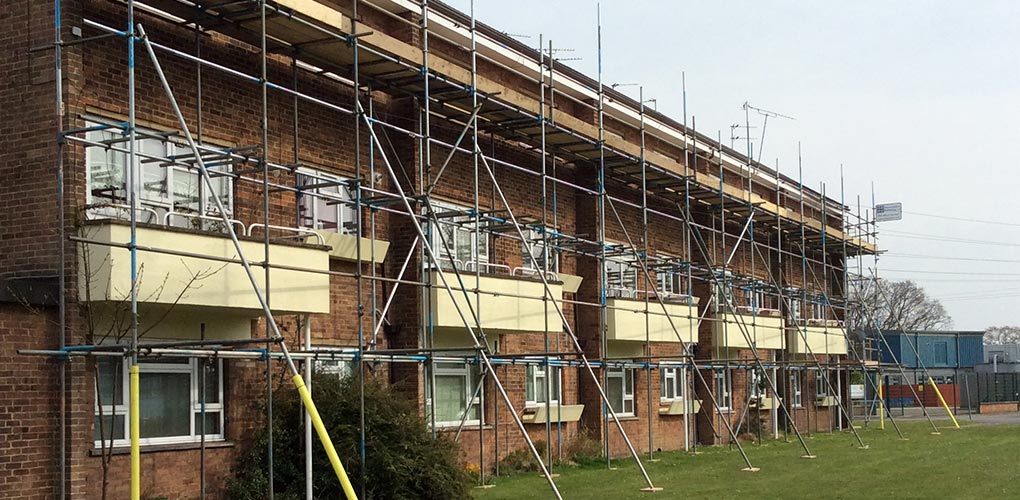 commercial scaffolding lincoln